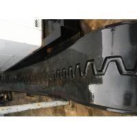 52 Link Asphalt Paver Rubber Tracks Smooth Pattern For Volvo PF5510 Manufactures