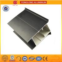 Powder Coating Aluminum Alloy Profiles RAL Colors Highly Glossy Manufactures