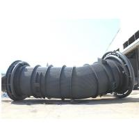 P355NH Welded Steel Pipe Anealed Pickled Round Shape Pressure Purposes Manufactures