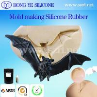 RTV-2 silicone rubber compound for mold making ( soaps, artificial stone, concrete, resin,plaster,gypsum) Manufactures