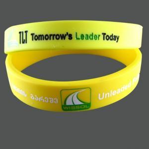 Sports Silicone Bracelets / silicone wristband / silicone bracelet Manufactures