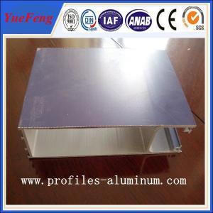 aluminum extrusion profiles catalog/ aluminum profiles and accessories Manufactures