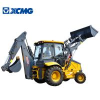 XCMG XC870K Farm Mini Tractor With Backhoe And Front End Loader Manufactures