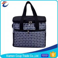 Custom Picnic Lunch Insulated Cooler Bags Oxford Material Larger Capacity Manufactures