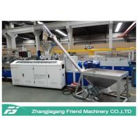 Environmental Protection WPC Board Production Line Conical Twin Screw Extruder