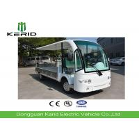 Buy cheap 2 Seats Electric Cargo Van Street Legal Utility Vehicles With Container Box from wholesalers