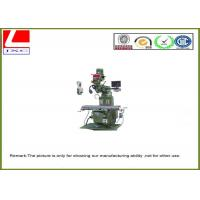 Professional Axis X Milling Machine Power Feed Easy To Installation Manufactures