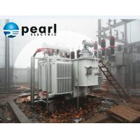 Quality High Stability Oil Immersed Transformer Outdoor Munting PCB Free  50Hz for sale