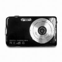 2.8-inch Digital Video Camera with 260K Color LCD Display and Max of 5.0M Pixels