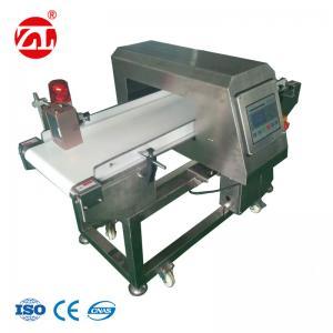 Custom Belt Conveyor Metal Detectors , Food Industry Metal Detector Manufactures