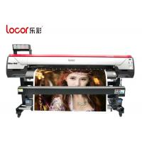 Industrial Digital Printing Machines , Large Format Sublimation Printer DX5 Printhead Manufactures