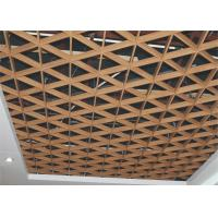 Gallery Triangular Metal Grid Ceiling Manufactures