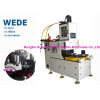Single Head Stator Winding Machine 2 Stations Automatic With Turnable Table Manufactures