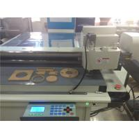 Rubber Cork Gasket CNC Cutting Table Production Making CNC Cutter Machine Manufactures
