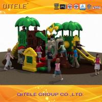 Quality 610 x 470 x 330 CM Kids Play Playground Equipment Capacity 10 Kids for sale