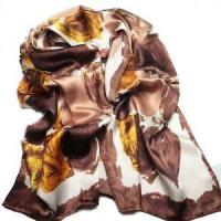 Silk Ruffle Scarves (LC238) Manufactures