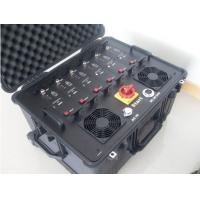 Signal jammer | 6 Bands 300W High Power Waterproof and Shockproof Walkie talkie Jammer Manufactures