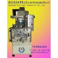 Tealight glue spotting machine Manufactures