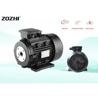China 1400Rpm 3 Phase Hollow Shaft Motor 24mm Squirrel Cage Fan Cool For Car Washing Machine on sale