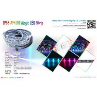 Addressable IP68 APA102 Magic Color LED Pixel Strip Light for Buildings, Bridge or Underwater Manufactures