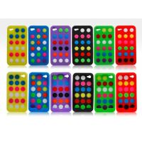 China Multi Colors Brand New Coolest Silicone IPhone 4G Protective Cases and Covers for Girls on sale