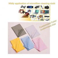 microfiber glasses cleaning cloth Manufactures