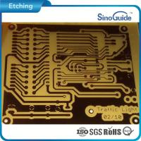 Green Manufacturing  Metal Photo Etching PCB Board Manufactures