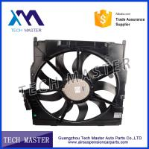 17428618242 17437616104 Car Cooling Fan For B-M-W E71 850W Car Radiator Fan Manufactures