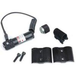 Black Aluminum Alloy Red DOT Laser Sight Ls004 Manufactures