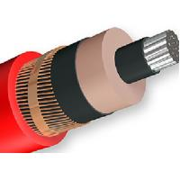 NA2XSY 50MM2 18/30KV XLPE Insulated Single-Core Cable With PVC Outer Sheath Manufactures