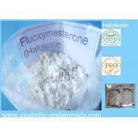 Buy cheap Halotestin Powerful Steroid Testosterone Steroid CAS 76-43-7 Fluoxymesterone from wholesalers