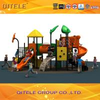 Imported LLDPE Plastic Playground Outdoor Playground used playground equipment Manufactures