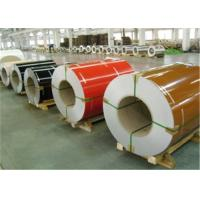 China Mirror Finish Coated Aluminum Coil / Anodized Aluminum Sheet Metal on sale