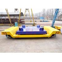 Cable Drum Powered Common Railroad Ladle Transfer Cart Manufactures