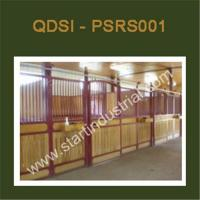 China european horse stall on sale