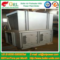 Plant Boiler Steam Air Preheater APH For Petroleum Oil Chemical Industry Manufactures