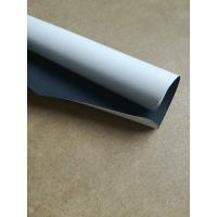 Custom Woven Polyester Fabric , Waterproof  Tarpaulin Outdoor Awning Fabric Rolls Manufactures