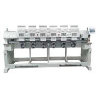 Quality Avance Six Head Embroidery Machine , Commercial Computerized Embroidery Machine for sale