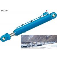 Quality Dam Gates Hydraulic Hoist Cylinder Double Earring High Pressure Long Stroke for sale