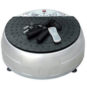 China Full body vibration machine 200-500W silver crazy fit vibration slimmer on sale