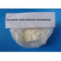 Pharmaceuticals 99% Lorcaserin Hydrochloride For Weight Loss CAS 846589-98-8 Manufactures