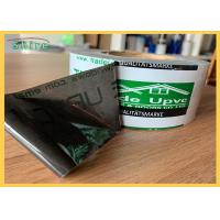 China UPVC Window Frame Protection Tape UPVC Door Protection Tape on sale