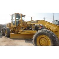 14g CAT used motor grader for sale Manufactures