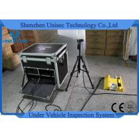 Mobile Type UVSS Under Vehicle Inspection System with night view function Manufactures