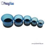 Dental casting rings plastic/dental Casting investment ring Manufactures