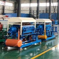 China 30t 1500p/H 120kg/H Pulp Egg Tray Making Machine on sale