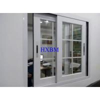 Quality Good Sealing Double Glazed Sliding Windows , Convenient Aluminium Fabrication Window for sale