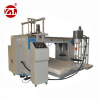 Quality Furniture Testing Machine Low Coefficient Of Friction Guide Mattress Roller for sale