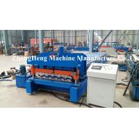 China Iron Corrugated Roofing Sheet Making Machine Double Deck For Building Material on sale