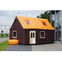 China Bespoke Learning Center Pub Inflatable Party Tent Potable With Blower on sale